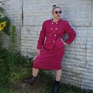 Pendleton Classic Skirt Suit